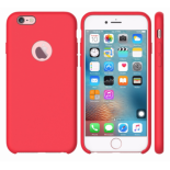 Чехол Rock Touch Silicone Series Red for iPhone 6/6S