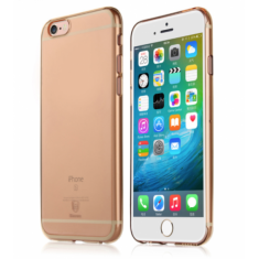 Чехол Baseus Clear Series Case Gold для Apple iPhone 6/6S