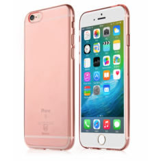 Чехол Baseus Clear Series Case Rose для Apple iPhone 6/6S