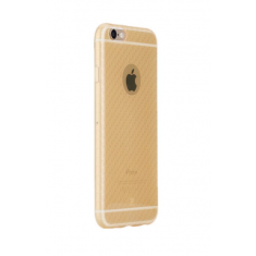 Чехол Rock Kela Series Transparent Gold для Apple iPhone 5/5S/SE