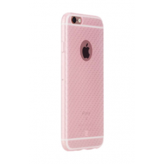 Чехол Rock Kela Series Transparent Pink для Apple iPhone 5/5S/SE