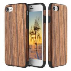 Чехол ROCK Origin Series (Grained) Rosewood для iPhone 7