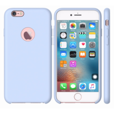 Чехол Rock Touch Silicone Series Blue for iPhone 6/6S Plus